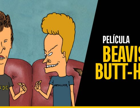 película de 'Beavis and Butt-Head'