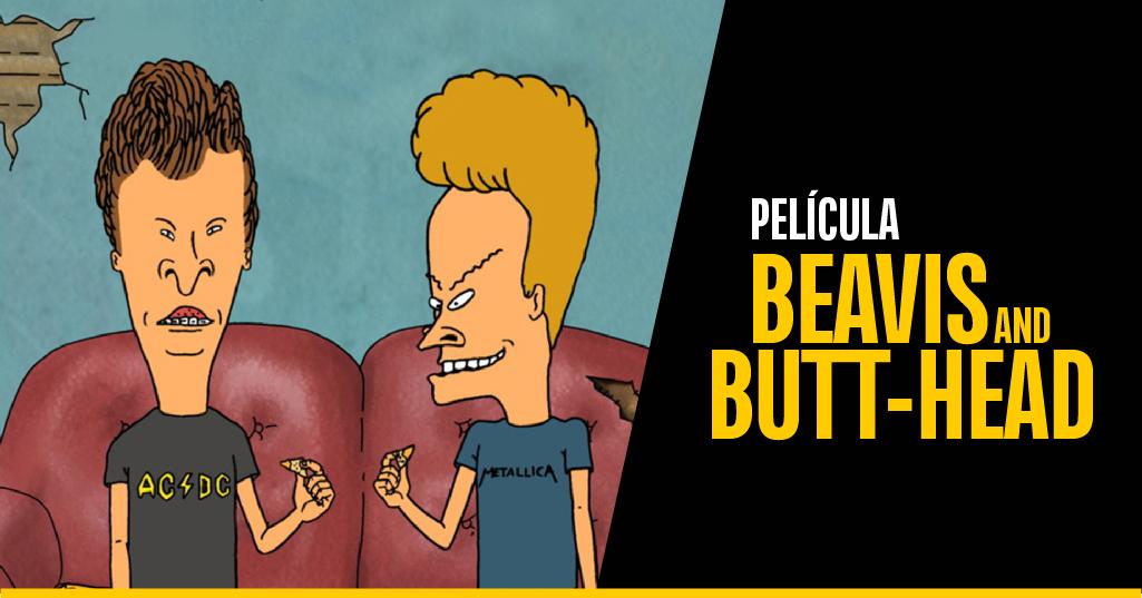 película de 'Beavis and Butt-Head'