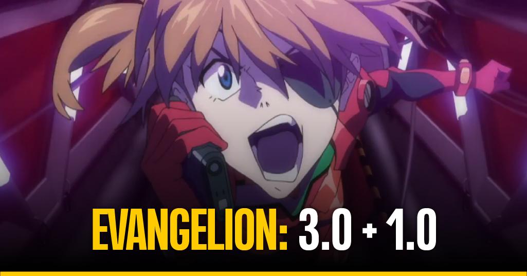 Evangelion prepara el cierre de su tetralogía con una nueva película