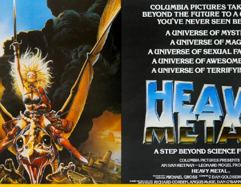 Reseña de 'Heavy metal' (1981)