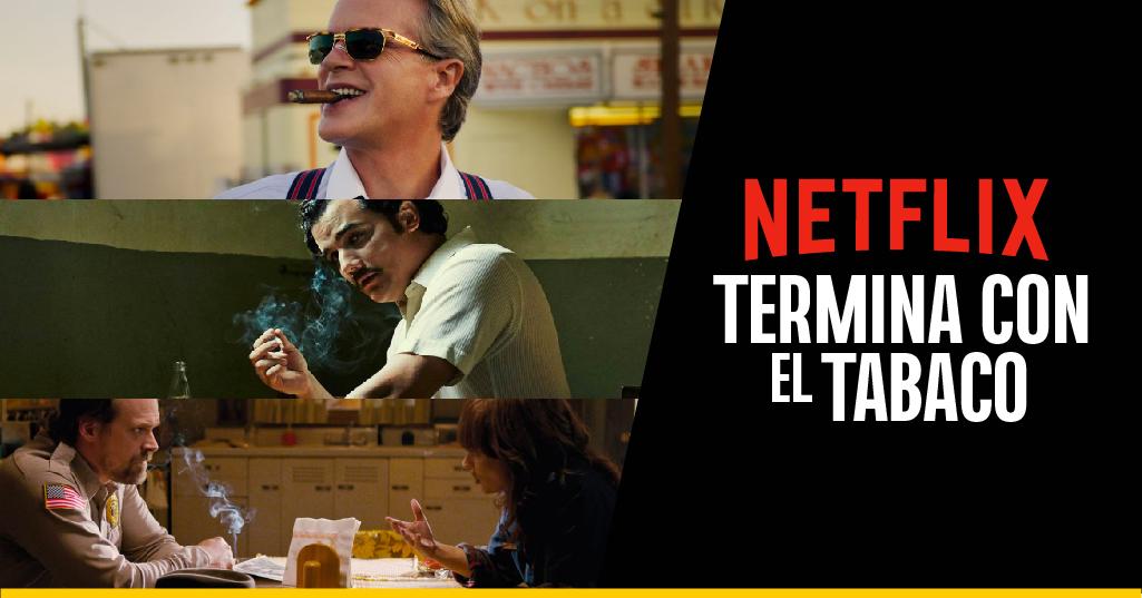 Netflix termina con el tabaco por críticas a Stranger Things
