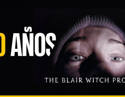 """20 años de """"La bruja de Blair"""""""