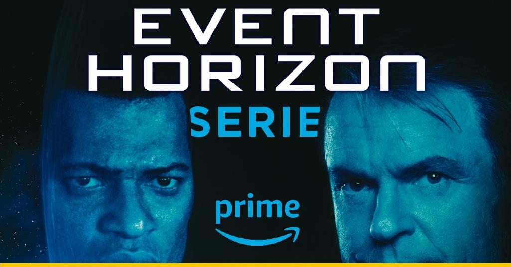 """""""Event Horizon"""" se convertirá en serie"""