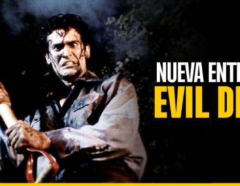 """Sam Raimi ya planea una cuarta película de """"The Evil Dead"""""""