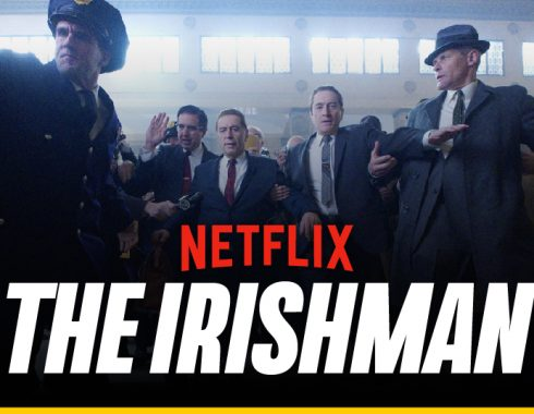 Lo que debes saber de 'The Irishman'