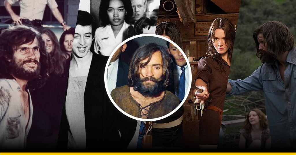 """5 películas sobre """"la familia Manson"""""""
