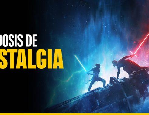 Nostalgia pura en el nuevo avance de 'Star Wars: Rise of Skywalker'