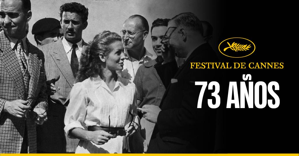 73 años del primer Festival de Cannes