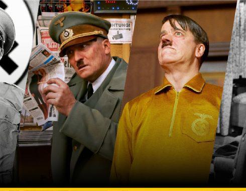 5 parodias de Hitler que debes ver