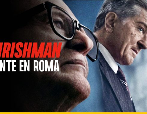'The Irishman', invitado de honor del Festival de Cine de Roma