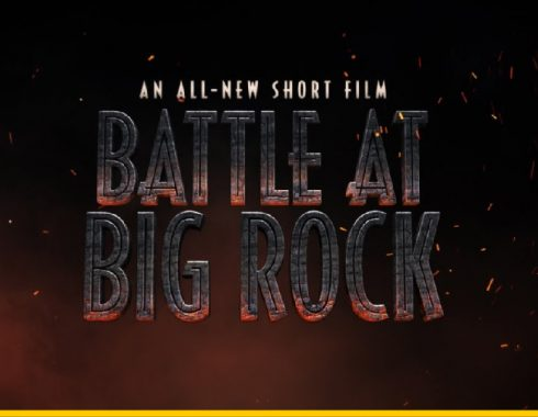 'Battle at Big Rock', el cortometraje que es un avance de la nueva entrega de 'Jurassic World'