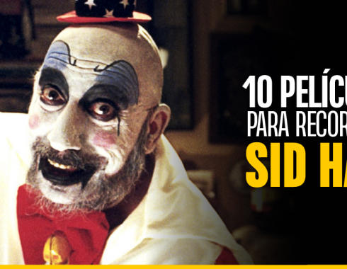 10 películas para recordar a 'Sid Haig'