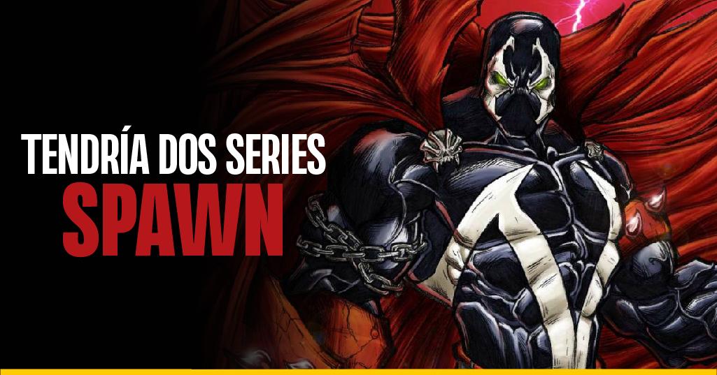 Todd Mcfarlane planea dos series de 'Spawn'
