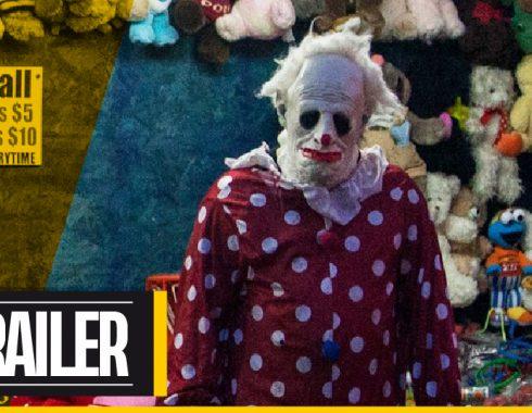 Primer tráiler de 'Wrinkles the Clown'