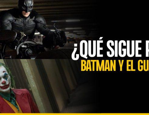 ¿Qué sigue para Batman y el Guasón?