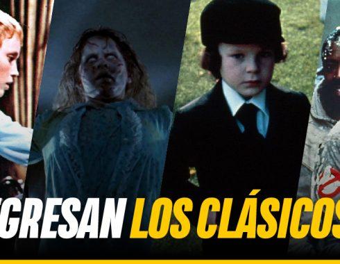 Regresan clásicos del terror a salas de cine mexicanas