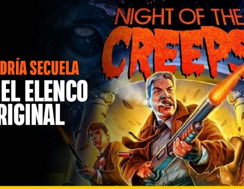 """Night of the Creeps"" tendría secuela con el elenco original"