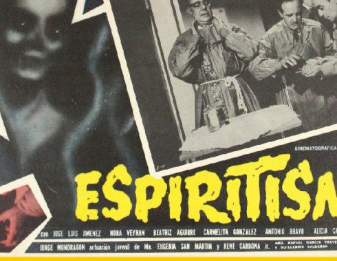 """Reseña de """"Espiritismo"""""""