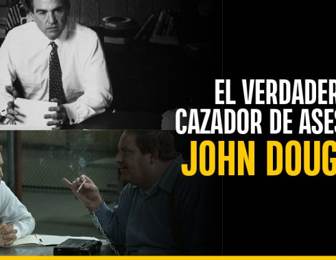 """Detrás de """"Mindhunter"""": John Douglas, el verdadero cazador de asesinos"""