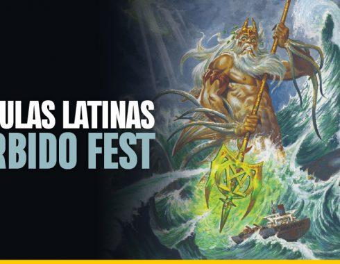 Presencia latina en Morbido Fest 2019