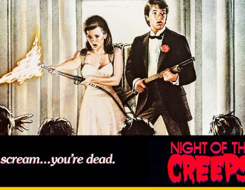 "Reseña de ""Night of the Creeps"""