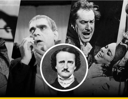 Edgar Allan Poe, amo del horror: 10 grandes cintas basadas en su obra