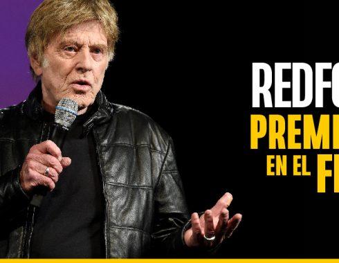 Recibirá Robert Redford la presea a la Excelencia Artística del FICM