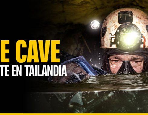 'The Cave', una recreación del dramático rescate de 13 personas en una cueva en Tailandia