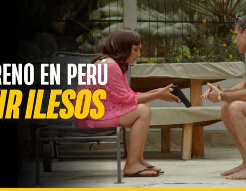 Estreno en Perú: 'Vivir Ilesos'