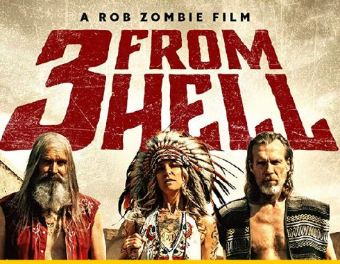 """3 from Hell"", violencia extrema e injustificada al estilo Rob Zombie"