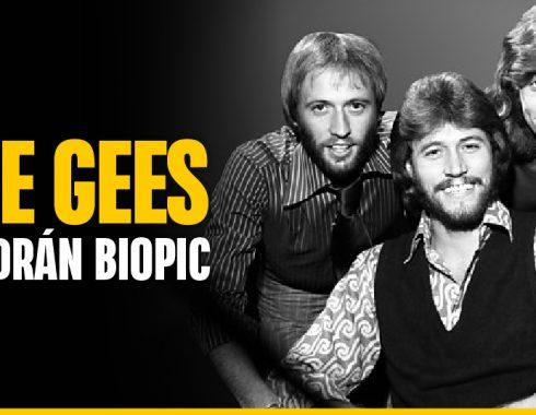 los Bee Gees tendrán película