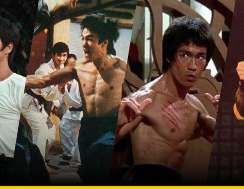 5 películas de Bruce Lee que debes ver
