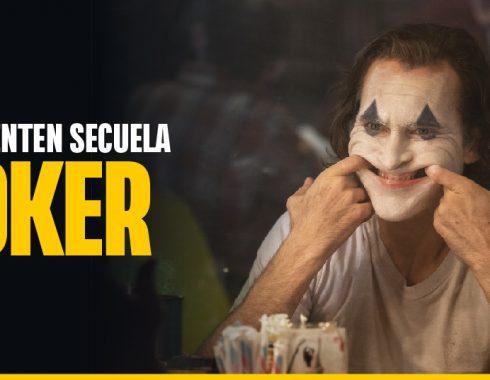 Desmienten secuela de 'Joker'