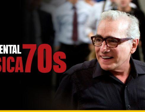 Martin Scorsese prepara un documental sobre música de los setentas