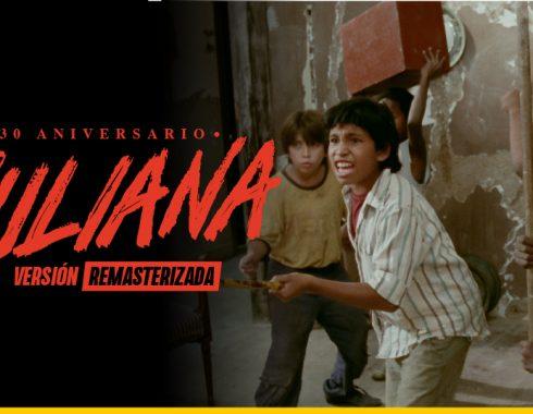 Juliana vuelve a salas peruanas por su 30 aniversario