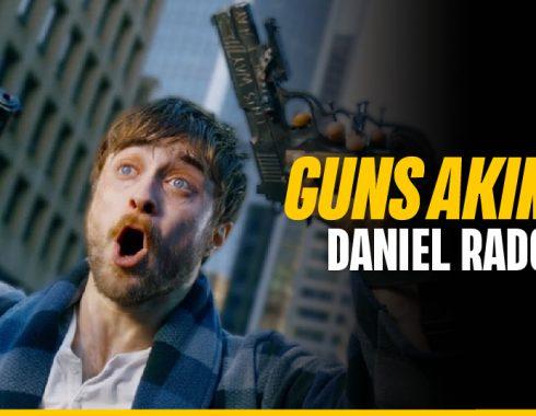"""""""Guns Akimbo"""", la nueva comedia de acción y ciencia ficción con Daniel Radcliffe"""