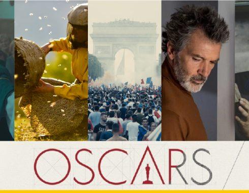 nominadas a mejor película internacional de los Óscar