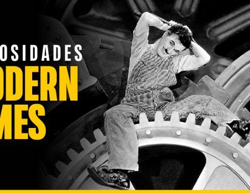 Tiempos modernos: 10 curiosidades de la legendaria película de Chaplin