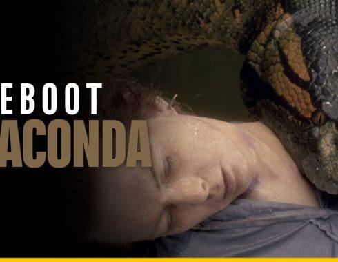 """Columbia Pictures ya trabaja en el reboot de """"Anaconda"""""""