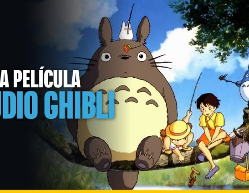 Se viene lo nuevo de Studio Ghibli
