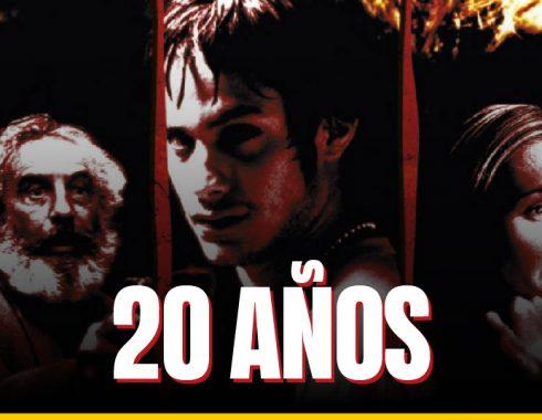 """Celebraciones por los 20 años de """"Amores Perros"""""""