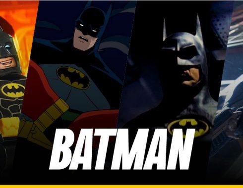 Del papel a la pantalla: las mejores adaptaciones de Batman