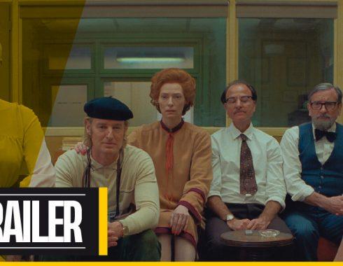 """""""The French Dispatch"""": ya tiene tráiler lo nuevo de Wes Anderson"""