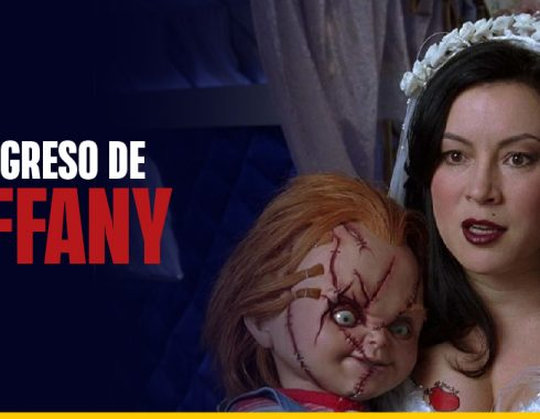 "Jennifer Tilly confirma su participación en la serie de ""Chucky"""