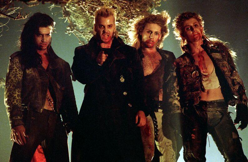 """La CW vuelve a poner en marcha la serie de """"The Lost Boys"""""""