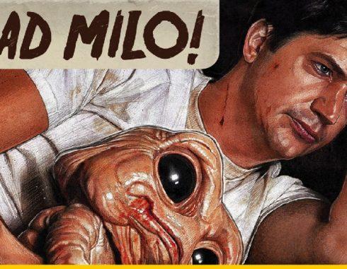 """""""Bad Milo"""": los peligros de mezclar el estrés con el excremento"""