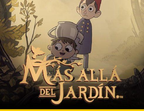 """""""Más allá del jardín"""", una tierna y tenebrosa animación infantil"""