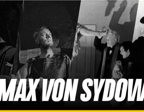 A días de su muerte, 9 películas de Max Von Sydow que demuestran su versatilidad