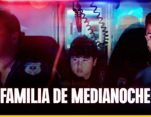 """""""Familia de medianoche"""", el triste y crudo retrato de la salud en México"""