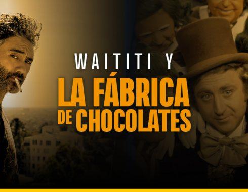 """Taika Waititi dirigirá la serie animada de """"Charlie y la fábrica de chocolate"""""""
